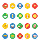 Food Vector Icons 9 Stock Photo