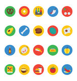 Food Vector Icons 11 Stock Photo