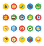 Food Vector Icons 13. These Food Icon Vectors will satisfy all your design hungers! Included in this pack are all kinds of delicious goodies and good eats and Vector Illustration