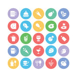 Food Vector Icons 1 Stock Photos