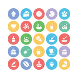 Food Vector Icons 13. These Food Vector Icons will satisfy all your design hungers, Included in this pack are all kinds of delicious goodies and good eats and Royalty Free Illustration
