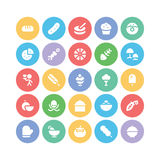 Food Vector Icons 12 Stock Photo