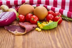 Food, Vegetable, Appetizer, Meat stock photography