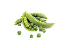 Food vegetable peas Royalty Free Stock Photos
