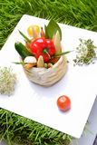 Food, Vegetables Grill Stock Photos