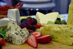 Food, Vegetarian Food, Appetizer, Dish Royalty Free Stock Image