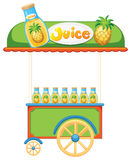 Food vendor Royalty Free Stock Images