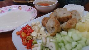 Food Vietnam Royalty Free Stock Images