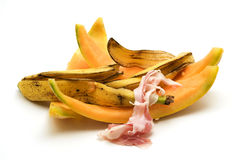 Food waste Royalty Free Stock Photo