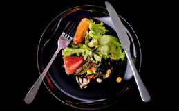 Food waste and scraps Royalty Free Stock Photography