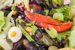 Food waste and scraps Stock Photos