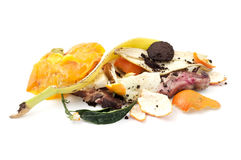 Food waste Stock Images