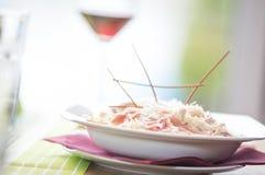 Food&Wine стоковые фотографии rf