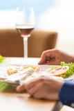 Food&Wine стоковые фото