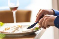 Food&Wine стоковые изображения rf