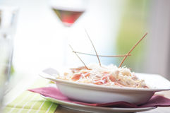 Food&Wine Royalty Free Stock Photos