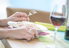 Food&Wine Royalty Free Stock Images