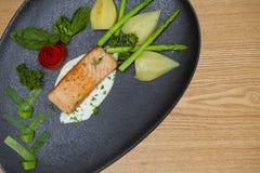Food on Wood  background. stock photos