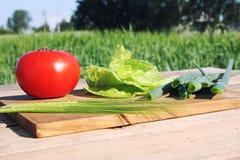 Food wood stock image