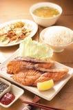 Food1 giapponese immagini stock