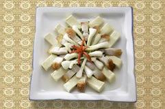 Food10 asiático Imagen de archivo libre de regalías