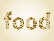 Food2 Royalty Free Stock Photography