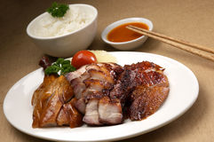 Food40 asiático Fotografía de archivo libre de regalías