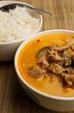 food5 тайское Стоковая Фотография
