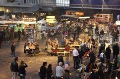 Foodfestival的伦敦西区 免版税图库摄影