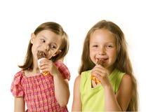 Foodies Stock Afbeelding