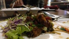 Foodies begär Royaltyfri Fotografi