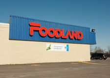 Foodland Photographie stock