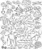 Foods Arkivfoto
