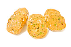 Foods made from herbs Royalty Free Stock Photography