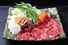 Free Foodstuff Of Beef Shabu Shabu Royalty Free Stock Photography - 148249417
