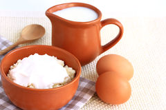 Foodstuffs. Stock Images
