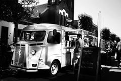 Foodtruck Immagine Stock