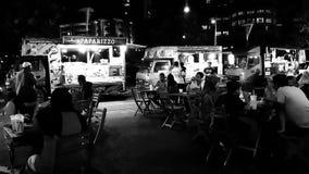 Foodtruck lizenzfreie stockfotos