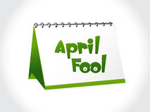 Fools Day. vector illustration Royalty Free Stock Images