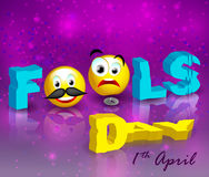 Fools day Royalty Free Stock Images