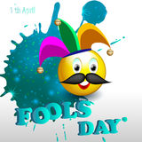 Fools day Royalty Free Stock Photo