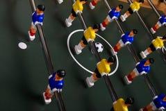 foosball πίνακας παιχνιδιών Στοκ εικόνες με δικαίωμα ελεύθερης χρήσης