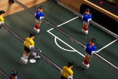 foosball πίνακας παιχνιδιών στοκ εικόνες