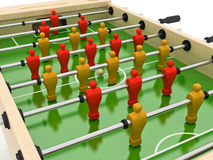 Foosball Royalty Free Stock Photo