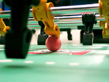 Foosball Photographie stock