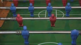 Foosball stock video footage