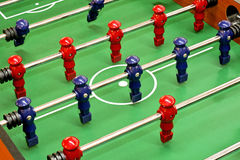 Foosball Royalty Free Stock Image