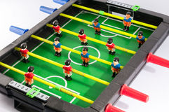 Foosball Football Toy Game Royalty Free Stock Image