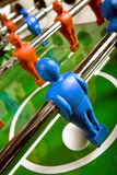 Foosball game Stock Photo