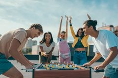 Foosball Royalty Free Stock Images